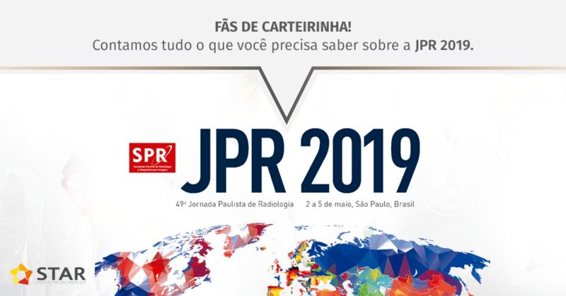 Fãs de carteirinha! Contamos tudo o que você precisa saber sobre a JPR 2019.   STAR Telerradiologia