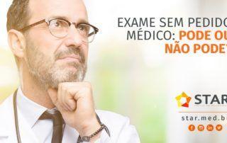 Fazer ou laudar exame sem pedido médico: pode ou não pode? | STAR Telerradiologia 1