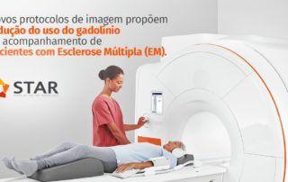 Novos protocolos de imagem propõem redução do uso do gadolínio no acompanhamento de pacientes com Esclerose Múltipla (EM) | STAR Telerradiologia