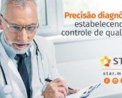 precisão diagnostica