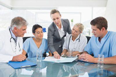 Gestão de equipe radiologia - redução de custos
