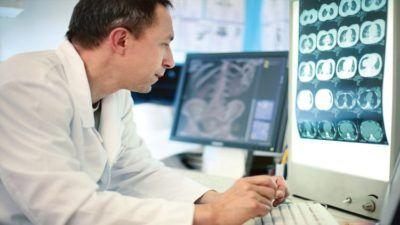 protocolo de exame radiologico
